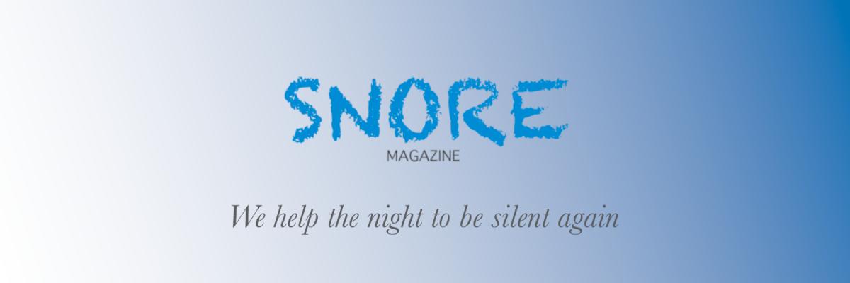 SnoreMagazine anti snore consultant