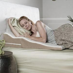 Avana-Wedge-anti-snoring-Support-Pillow-functionality-review-by-snoremagazine