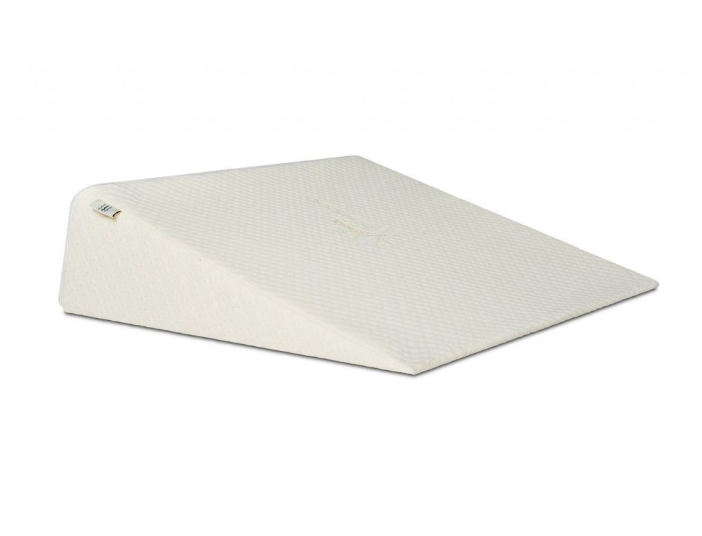 Brentwood-Therapeutic-Foam-Wedge-Pillow-review-by-snoremagazine
