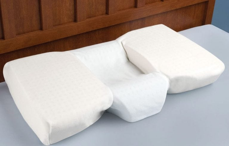 cervical support pillow sleeping solutions for the snorers. Black Bedroom Furniture Sets. Home Design Ideas