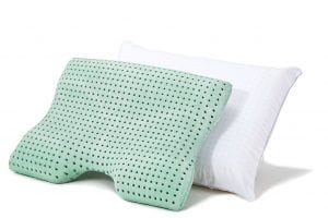 SleepJoy-ViscoFresh-Memory-Foam-Pillows-review-by-snoremagazine