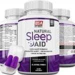 USA Supplements Sleeping Pills review by snoremagazine