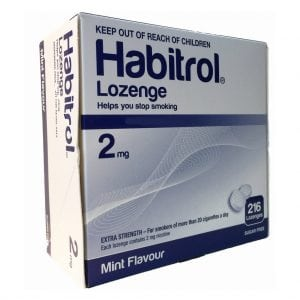 Habitrol Nicotine Lozenge Mint Flavor 216 Lozenges (2mg) review by snoremagazine
