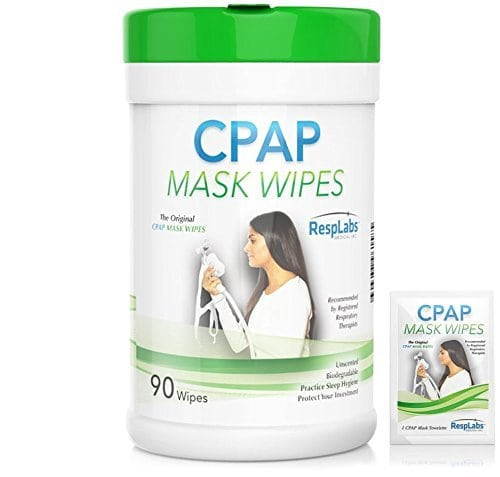 CPAP Mask Cleaning Wipes Reviews by www.snoremagazine.com