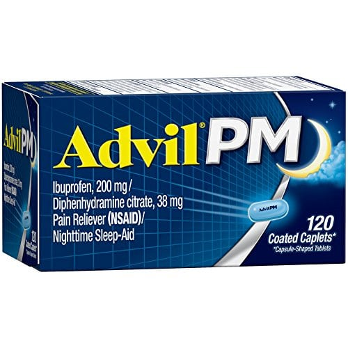 Advil Nighttime Sleep Aid