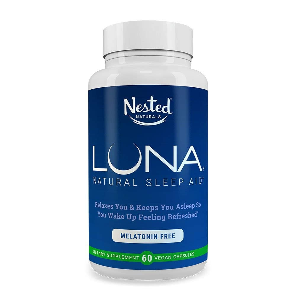 Luna Melatonin-Free Naturally Sourced Sleep Aid Review by www.snoremagazine.com