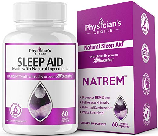 Physician's Choice Sleep Aid with Valerian Root Review by www.snoremagazine.com