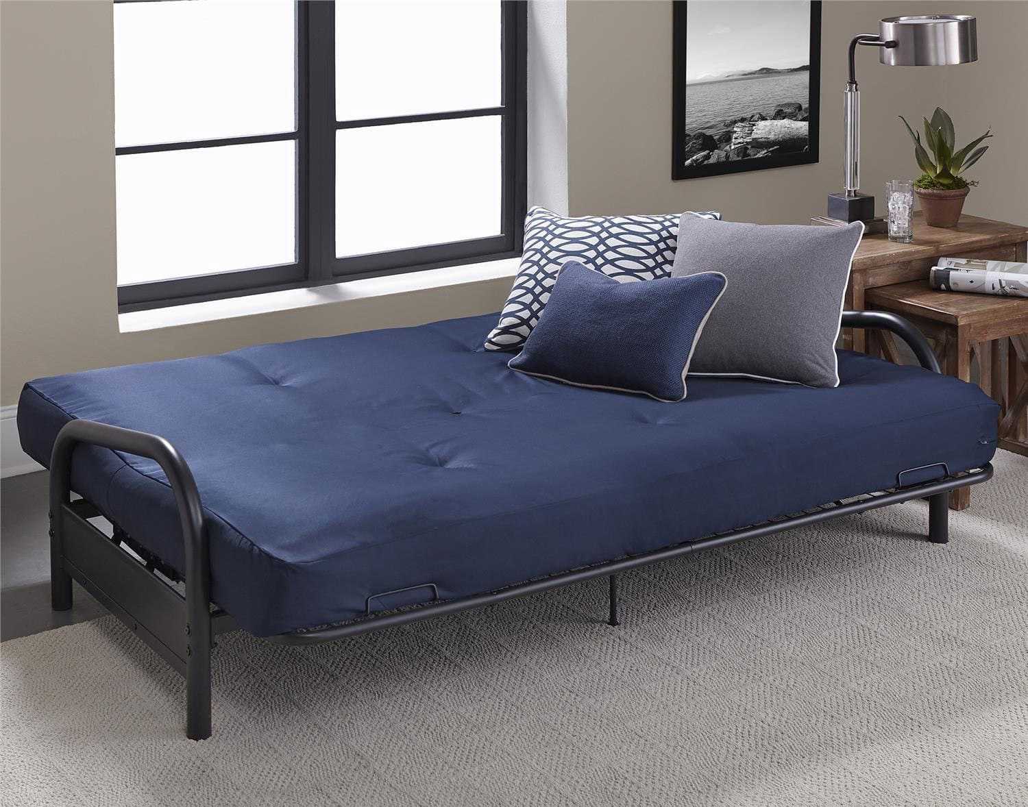Very Versatile Twin Size Futon Mattress