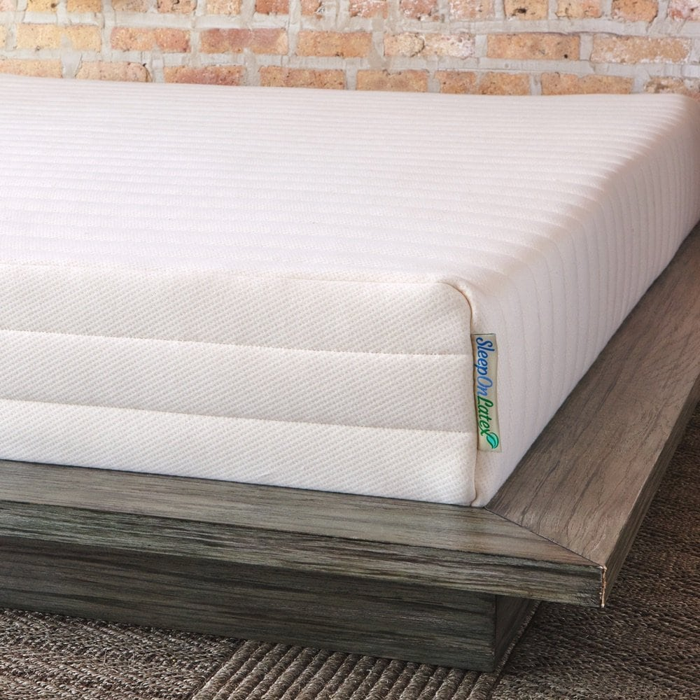 Best Latex Mattress by Pure Green Review by www.snoremagazine.com