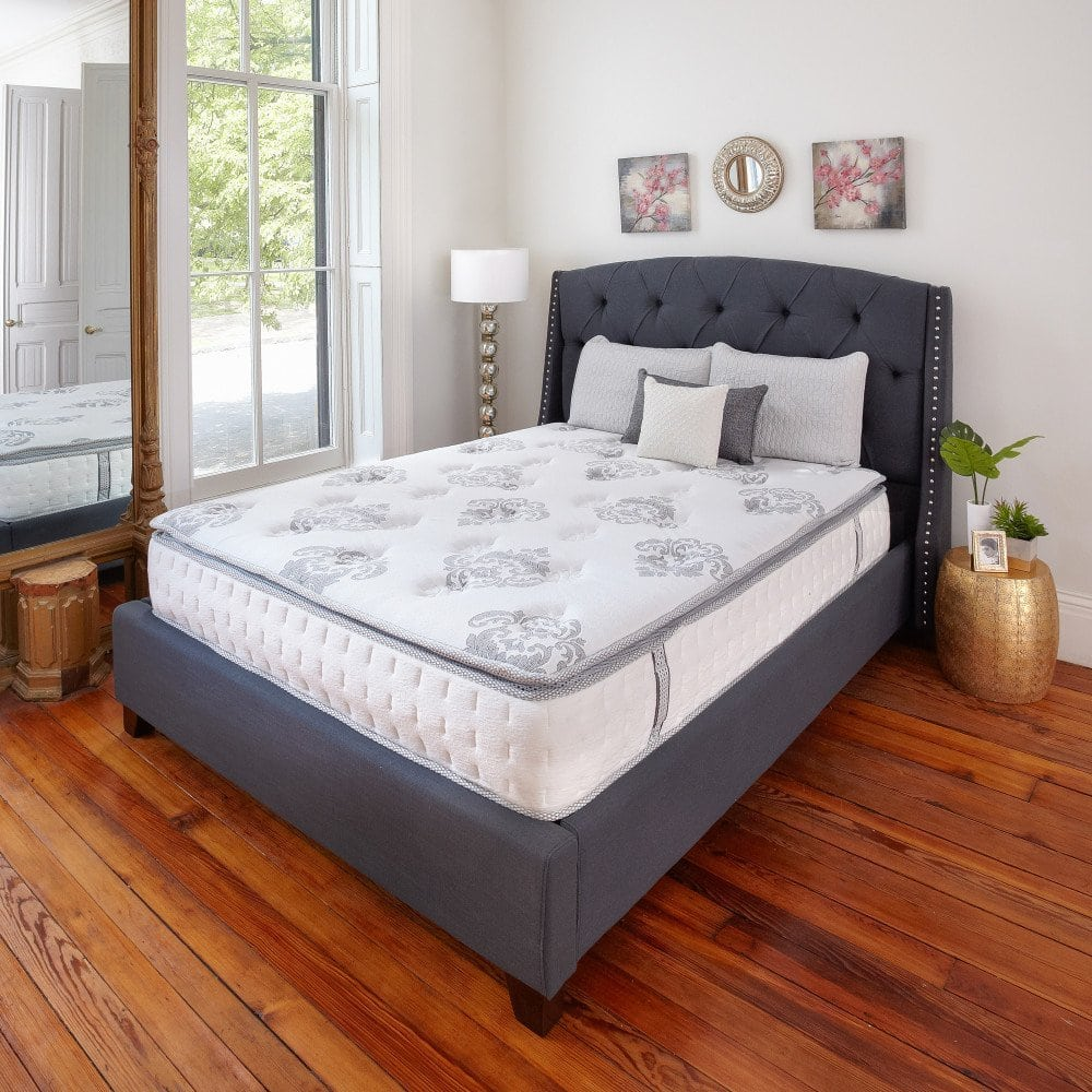 Classic Brands best hybrid mattress reviews by www.snoremagazine.com