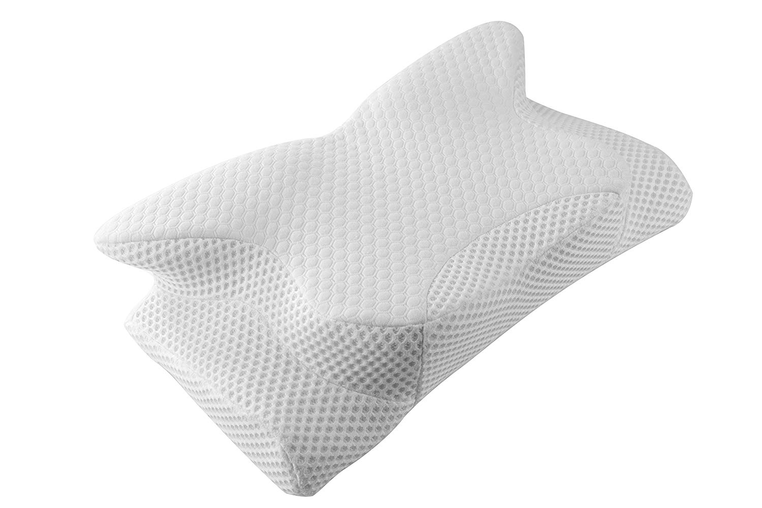 Coisum Pillow for Neck Pain Review by www.snoremagazine.com