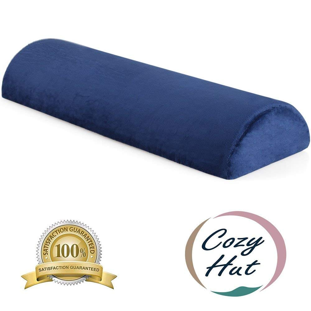 Cozy Hut Knee Pillow Review by www.snoremagazine.com