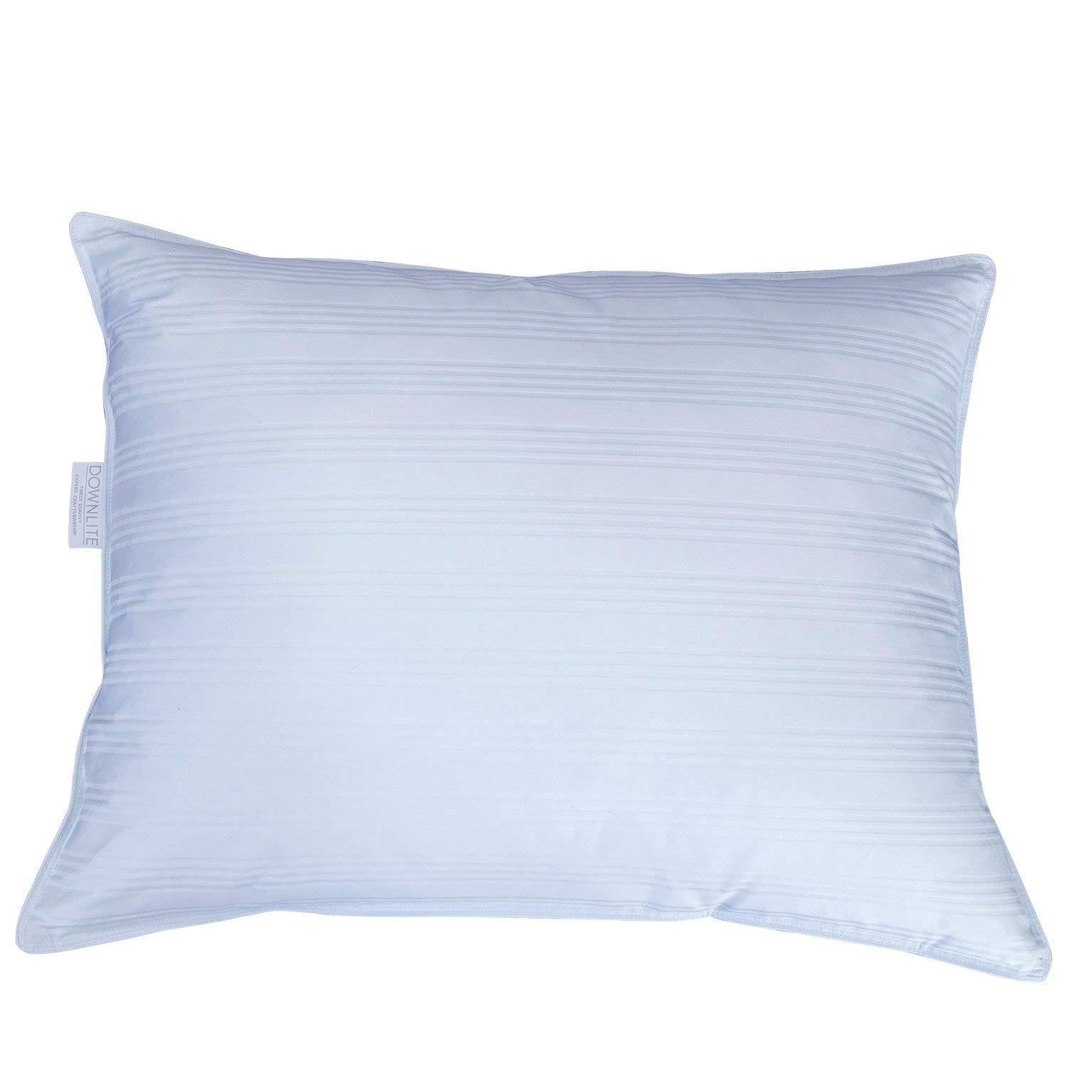 DOWNLITE Best Down Pillows Review by www.snoremagazine.com
