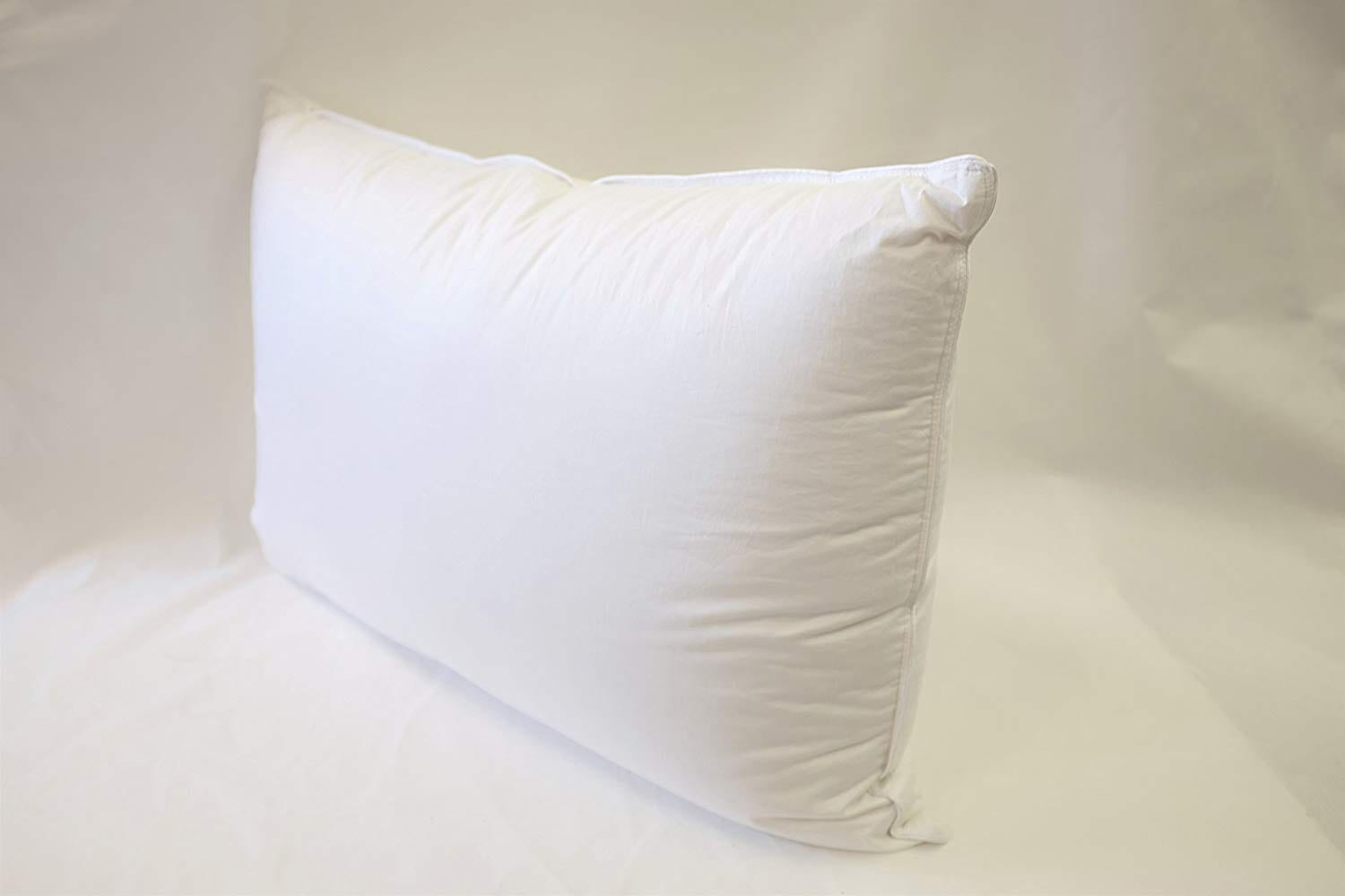 East Coast Bedding Best Down Pillows Review by www.snoremagazine.com
