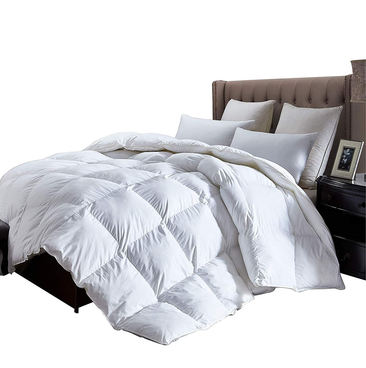 Egyptian Cotton Factory Outlet Store Best Down Comforter Reviews by www.snoremagazine.com
