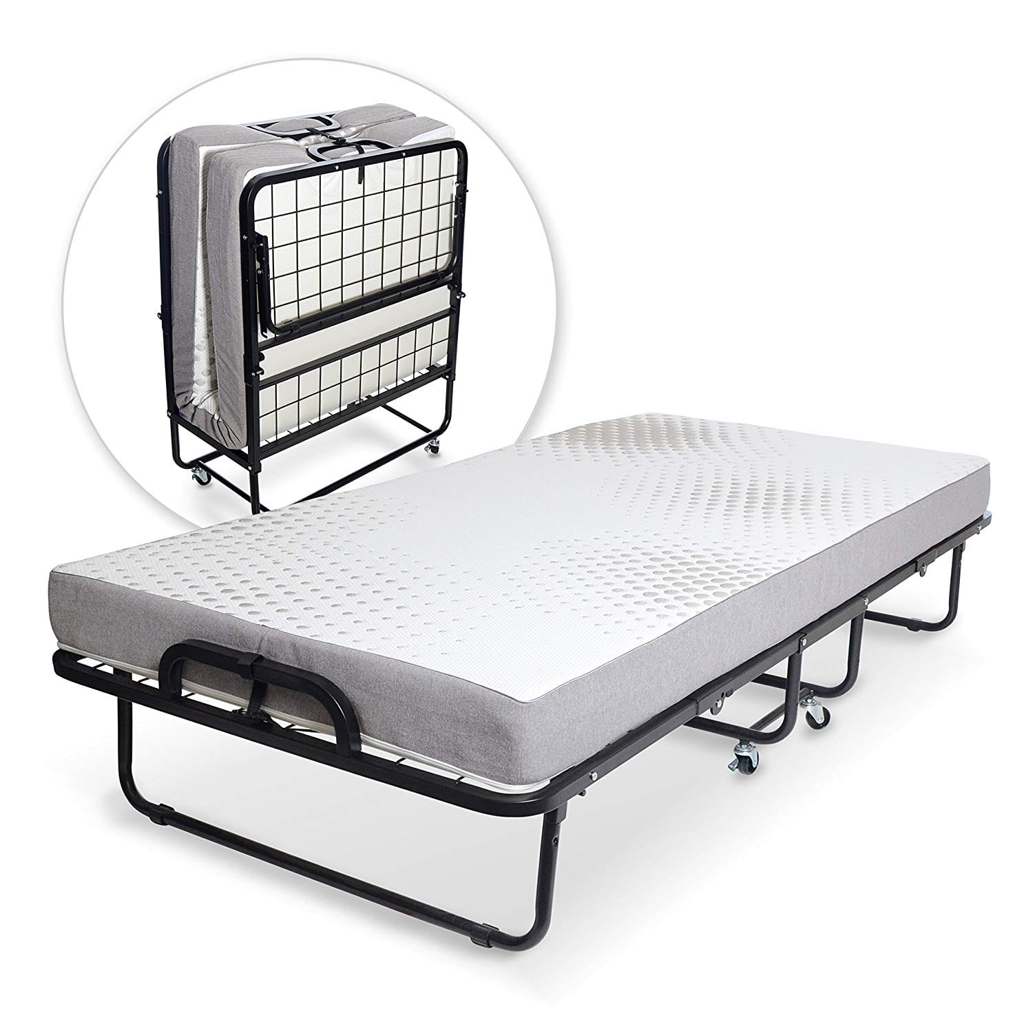Milliard Diplomat Folding Bed Reviews by www.snoremagazine.com