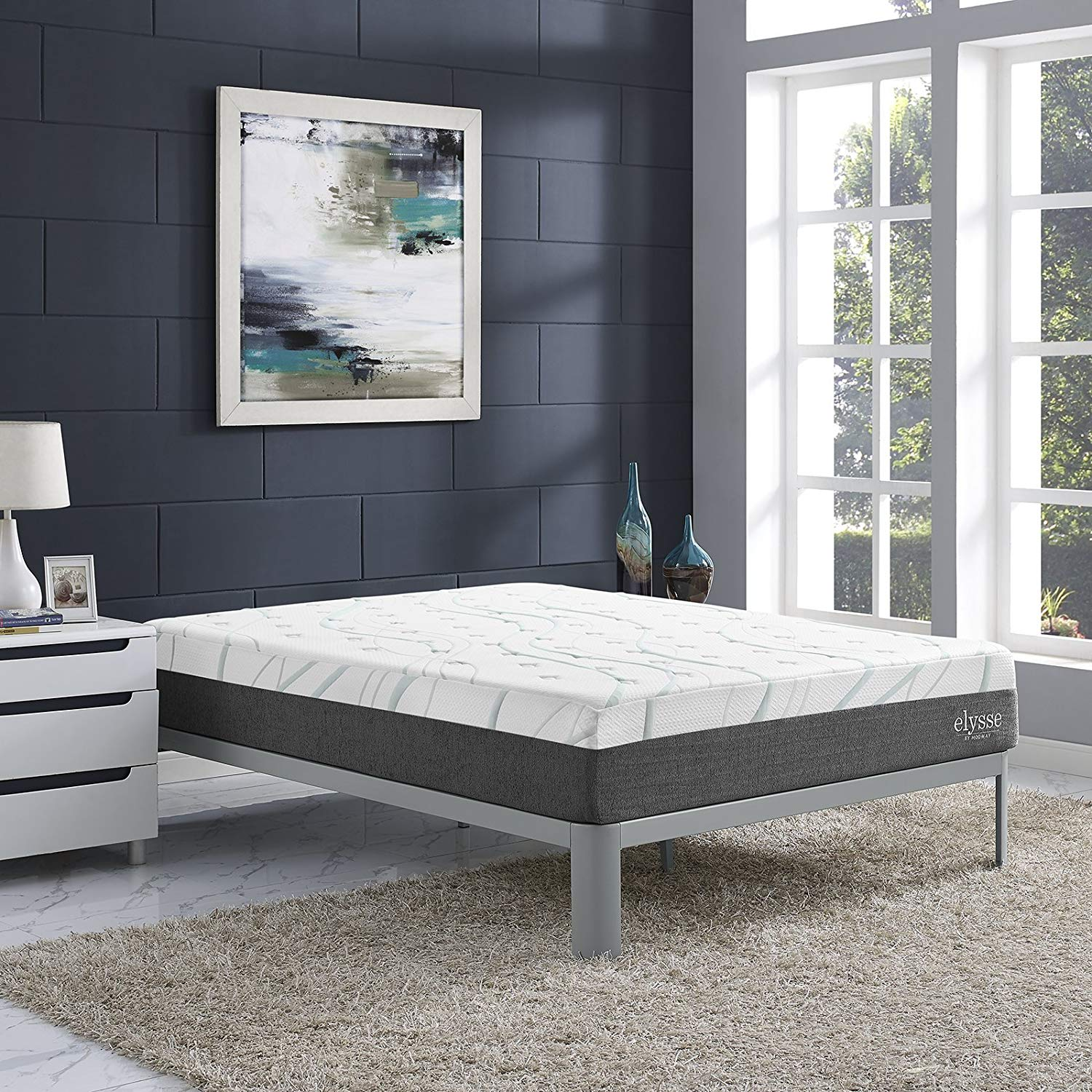 Modway best hybrid mattress reviews by www.snoremagazine.com