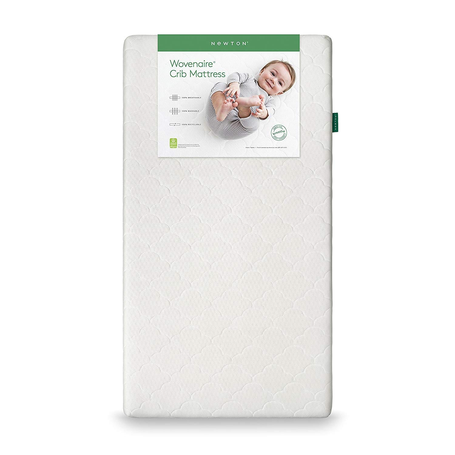 Newton Best Crib Mattress Reviews by www.snoremagazine.com