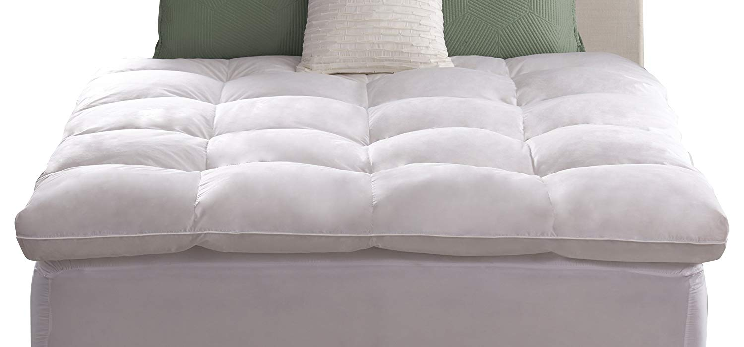 Pacific Coast Best Mattress Topper for Side Sleepers Review by www.snoremagazine.com