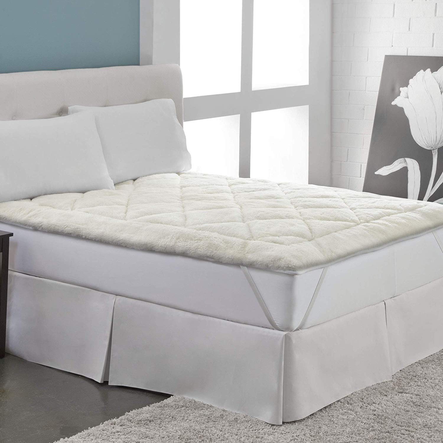 Perfect Fit Wool Mattress Topper Review by www.snoremagazine.com