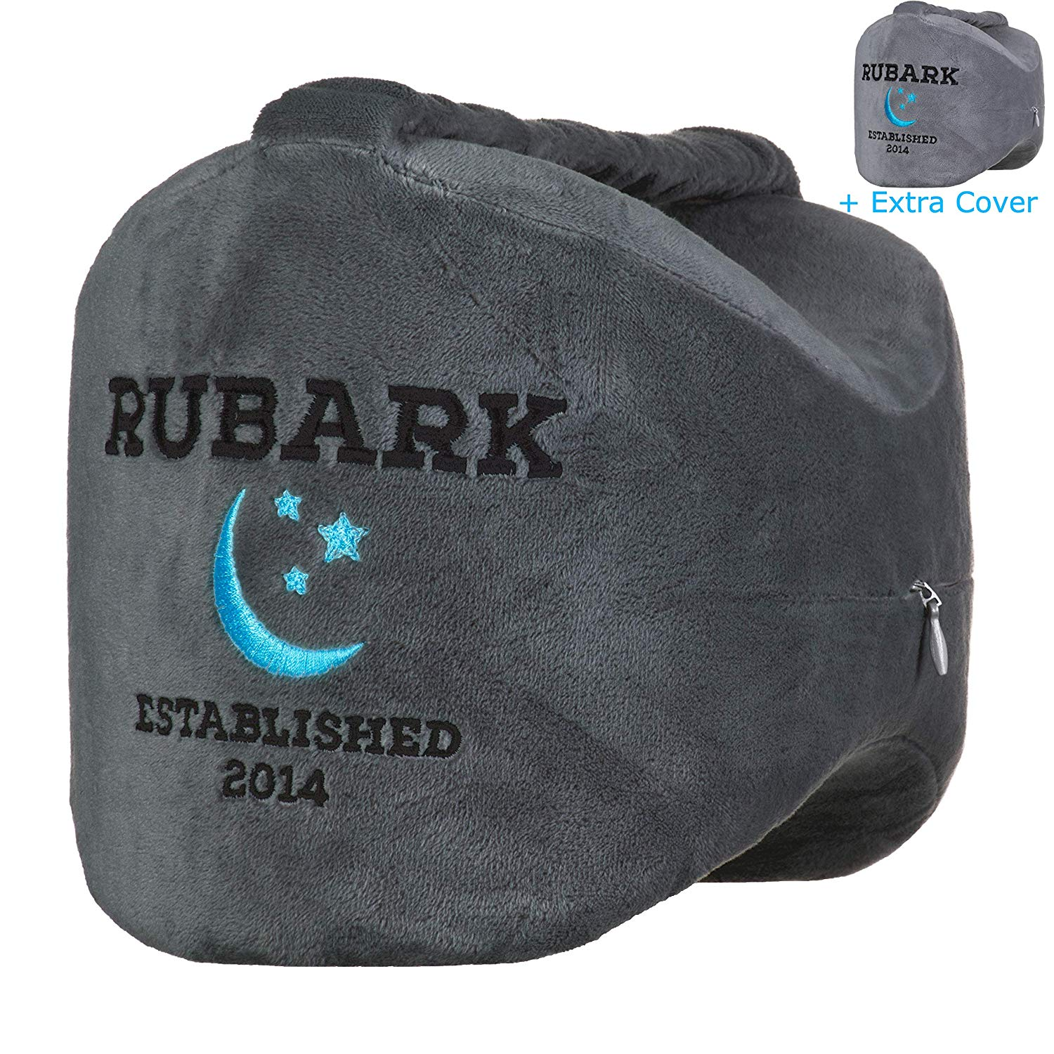 Rubark Knee Pillow Review by www.snoremagazine.com