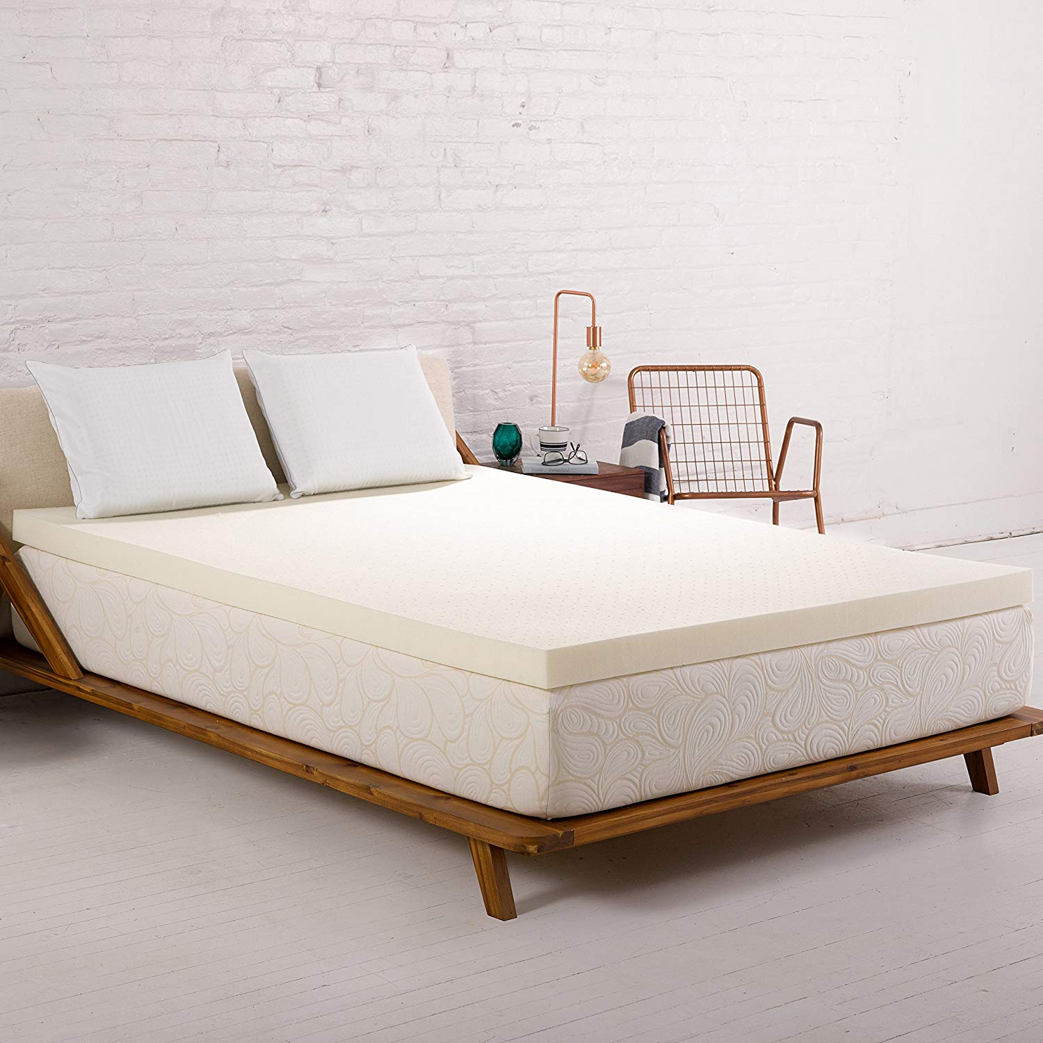 The Best Mattress Topper For Side Sleepers Brands And Buying Guide