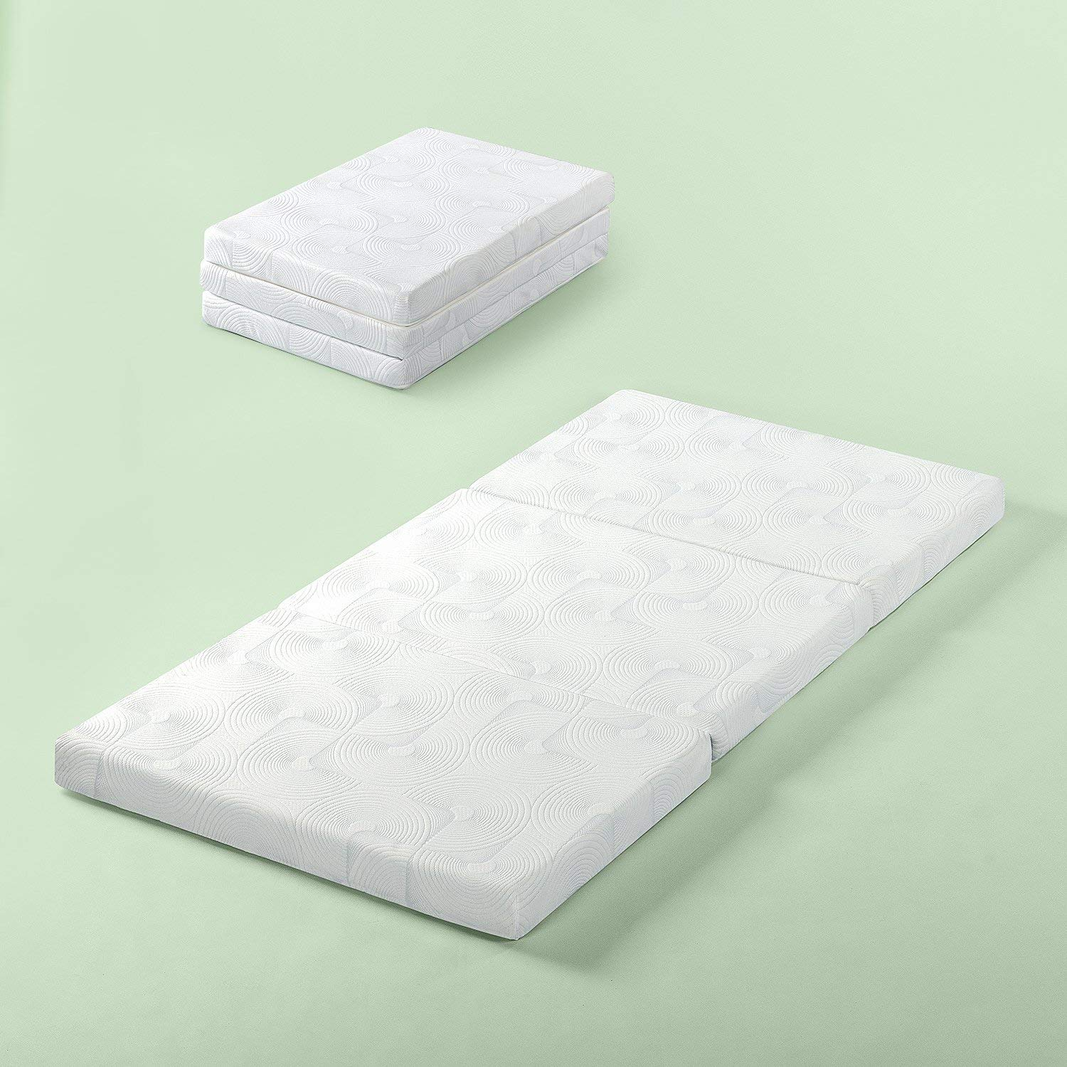 Zinus Floor Mattress Review by www.snoremagazine.com
