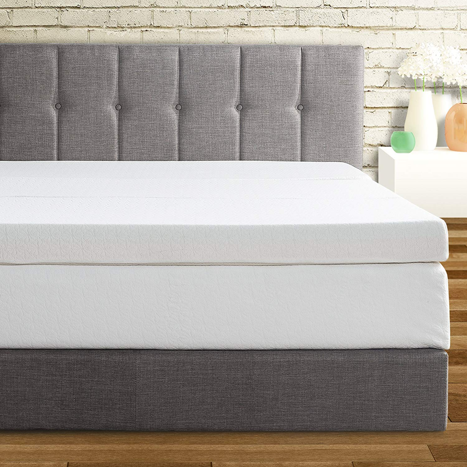BPM Best Memory Foam Mattress Topper Review by www.snoremagazine.com