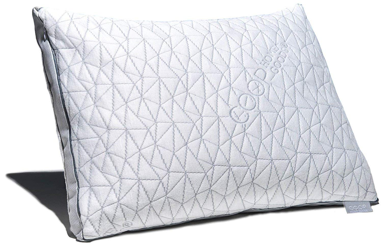 Coop Home Goods Best Cooling Pillow Review By www.snoremagazine.com