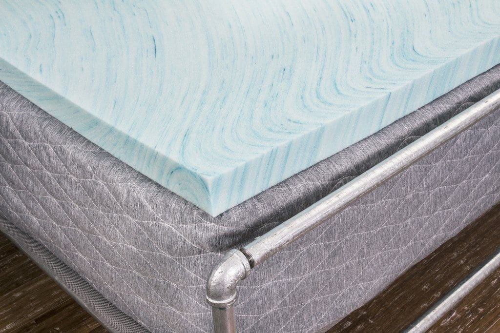 Dreamfoam Bedding Best Memory Foam Mattress Topper Review by www.snoremagazine.com