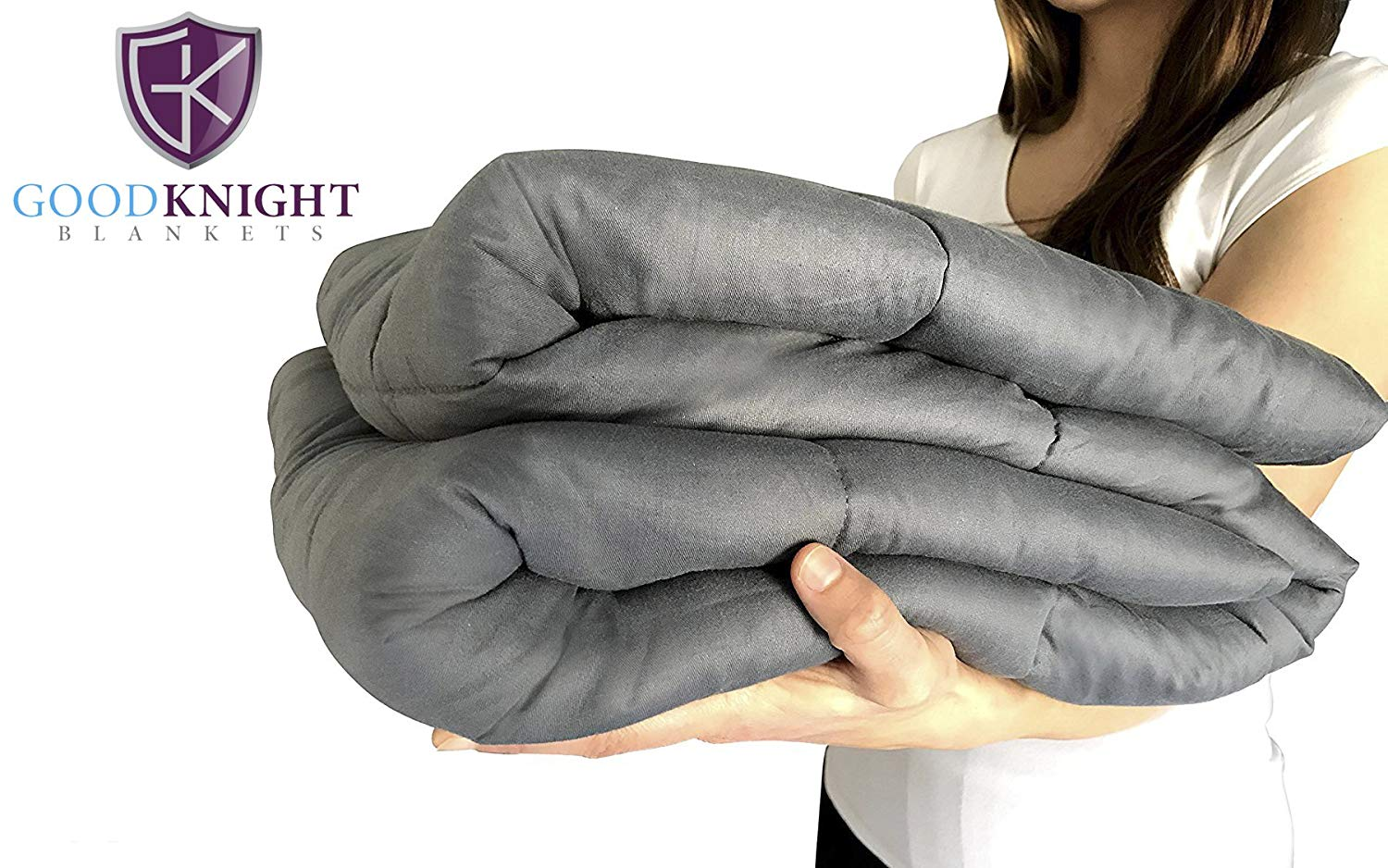 Good Knight Best Weighted Blanket Review by www.snoremagazine.com