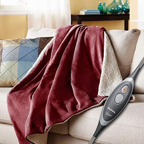Holmes Best Electric Blanket Review by www.snoremagazine.com