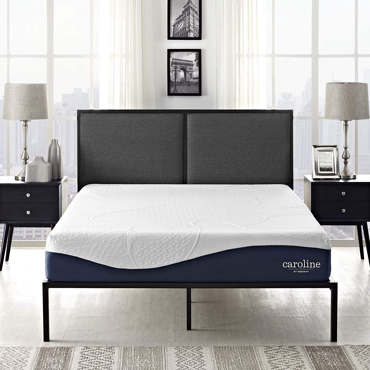 Modway Best Mattress for Lower Back Pain Review by www.snoremagazine.com