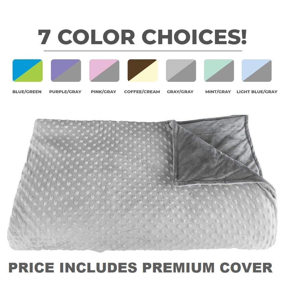 Platinum Health Best Weighted Blanket Review by www.snoremagazine.com