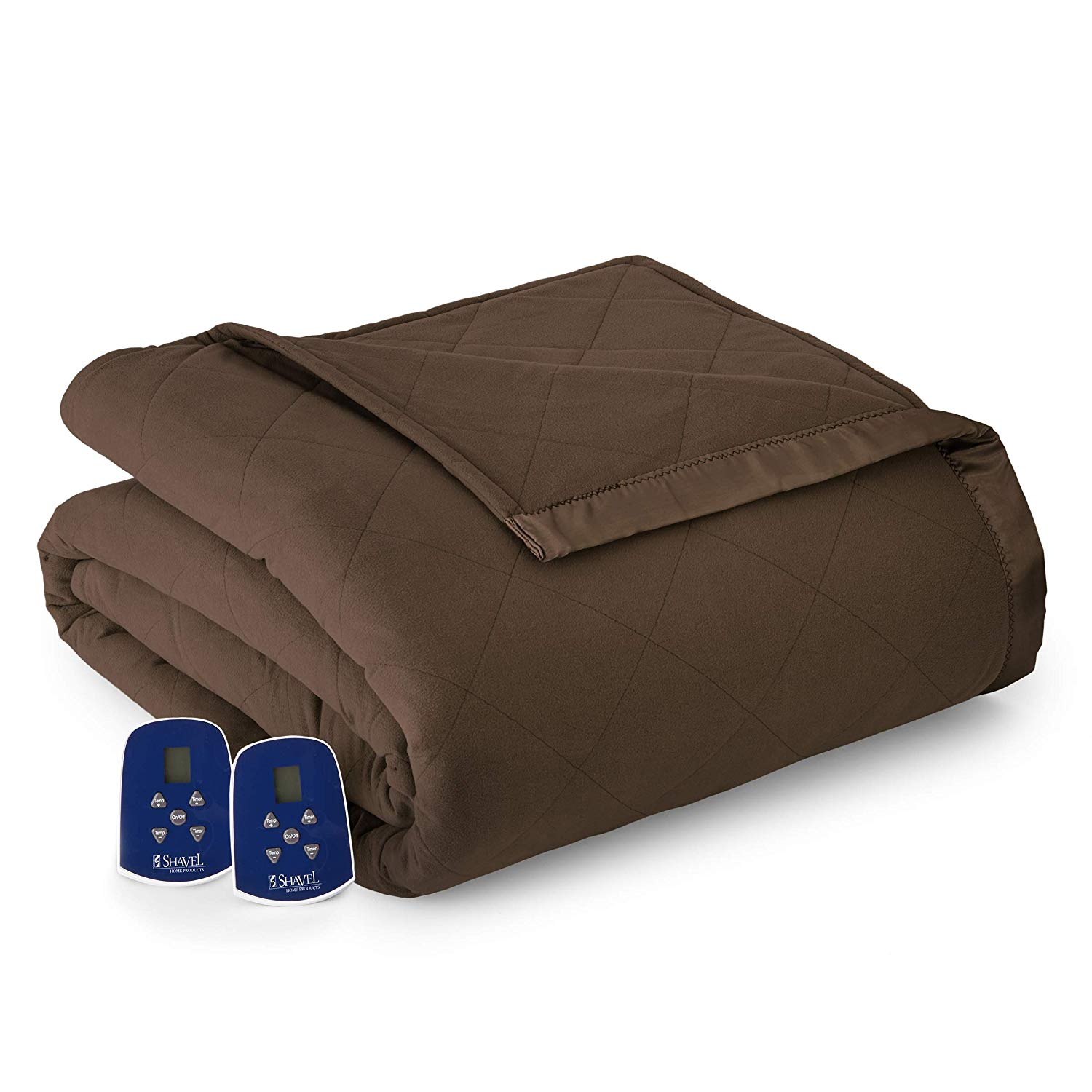 Shavel Home Products Best Electric Blanket Review by www.snoremagazine.com