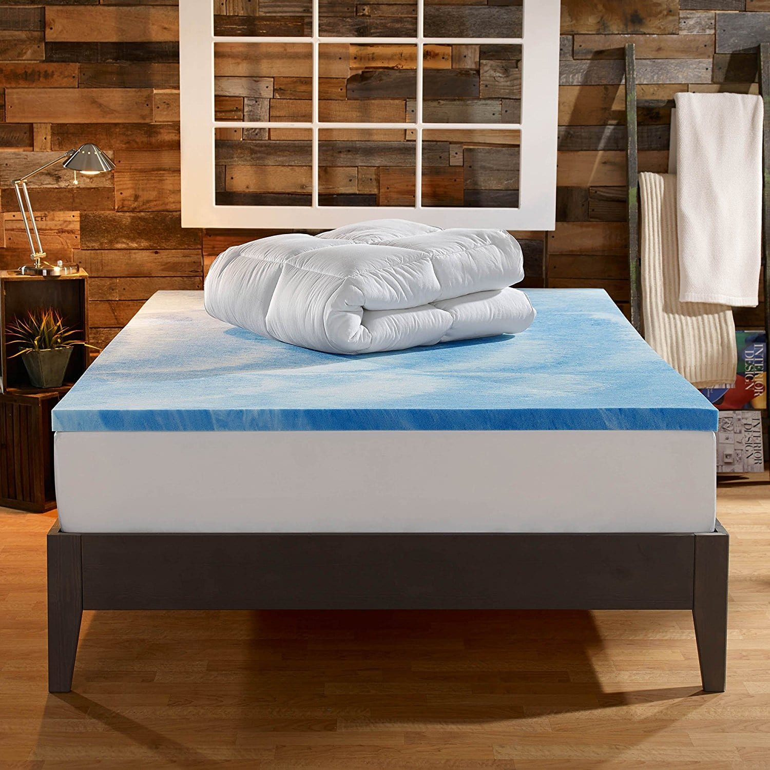 Sleep Innovations Best Memory Foam Mattress Topper Review by www.snoremagazine.com