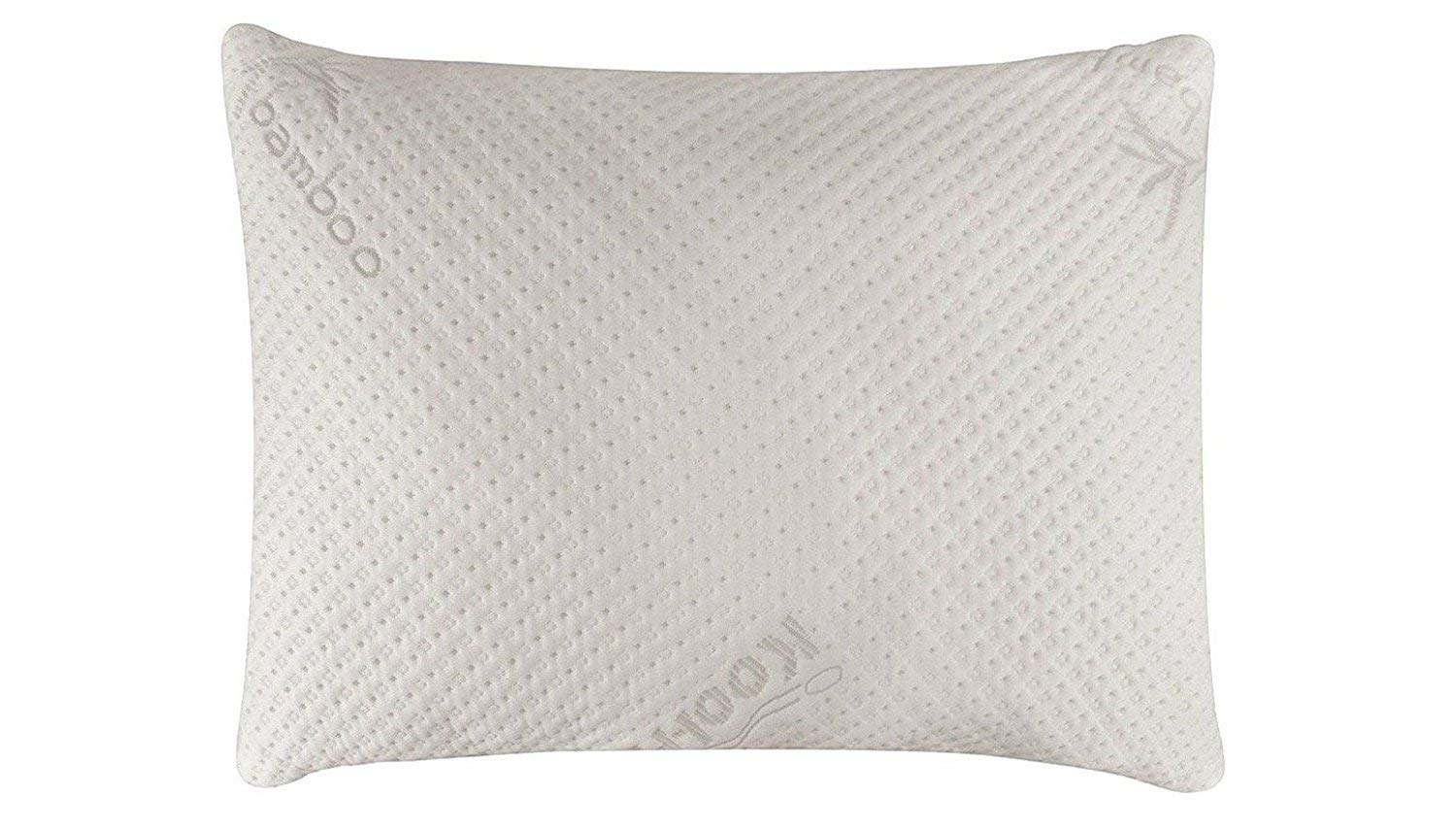 Snuggle-Pedic Best Cooling Pillow Review By www.snoremagazine.com