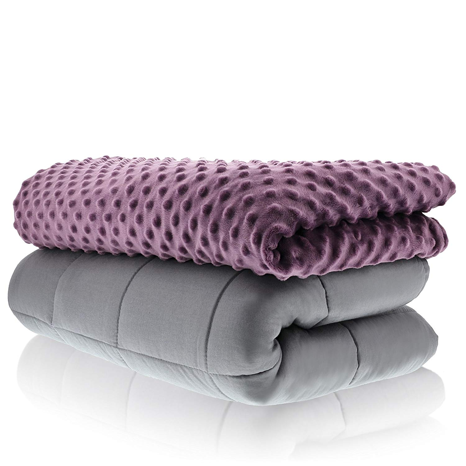 637e173b9c0ab The Best Weighted Blanket 2019 – No Sleepless Nights! - SnoreMagazine