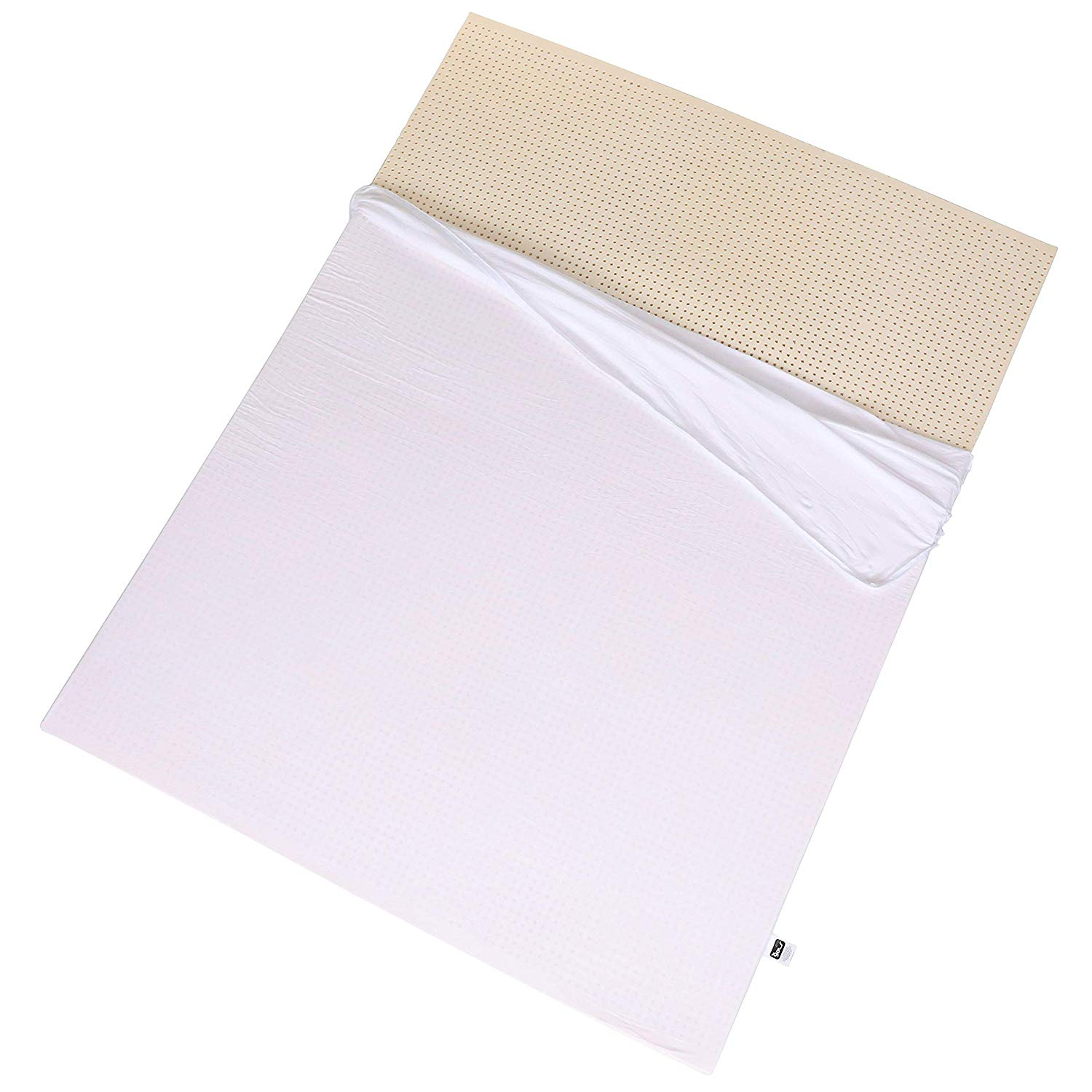 Take Ten Latex Mattress Topper Review by www.snoremagazine.com