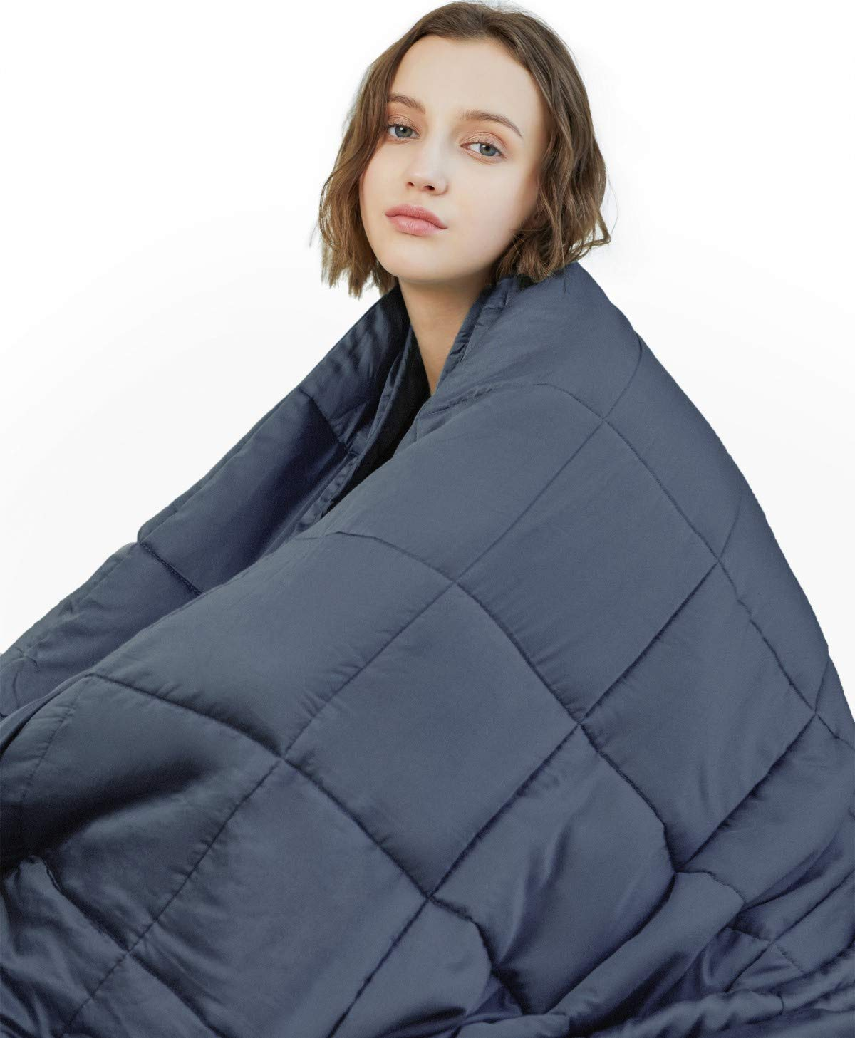 YnM Best Weighted Blanket Review by www.snoremagazine.com