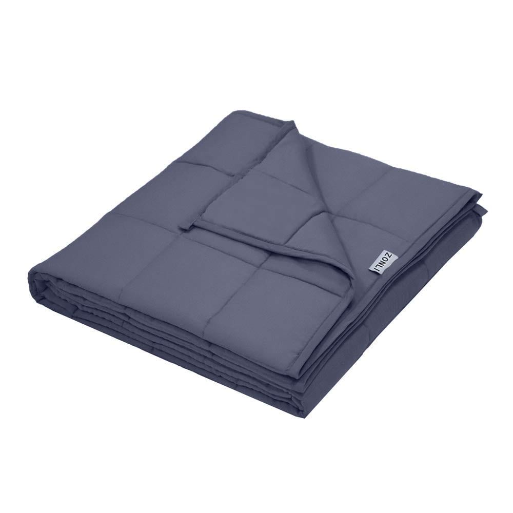 ZonLi Best Weighted Blanket Review by www.snoremagazine.com