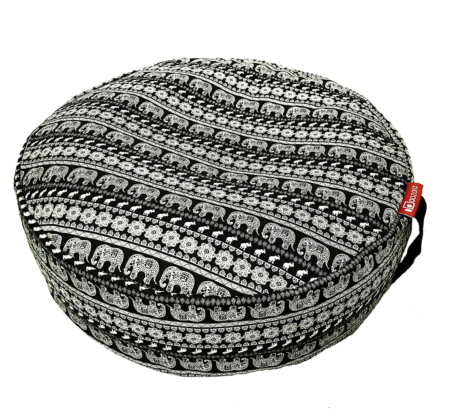 Aozora Meditation Pillow Review by www.snoremagazine.com