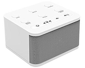 Big Red Rooster White Noise Machine Review By www.snoremagazine.com