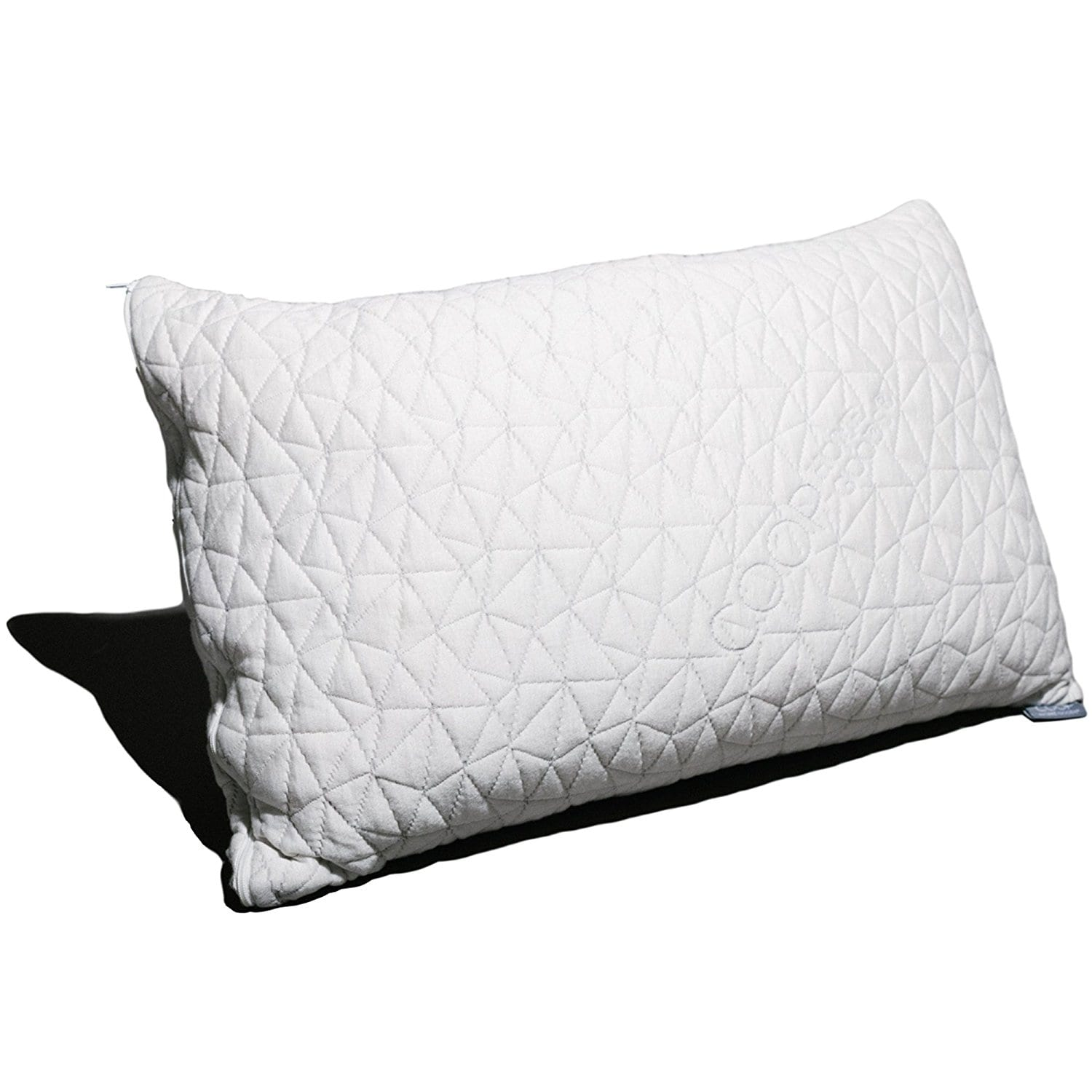 Coop Home Goods CPAP Pillow Review by www.snoremagazine.com