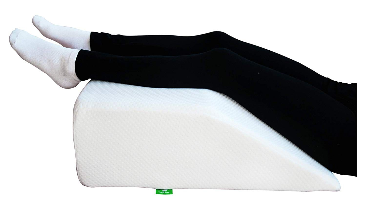 Cushy Form Leg Pillow Review by www.snoremagazine.com