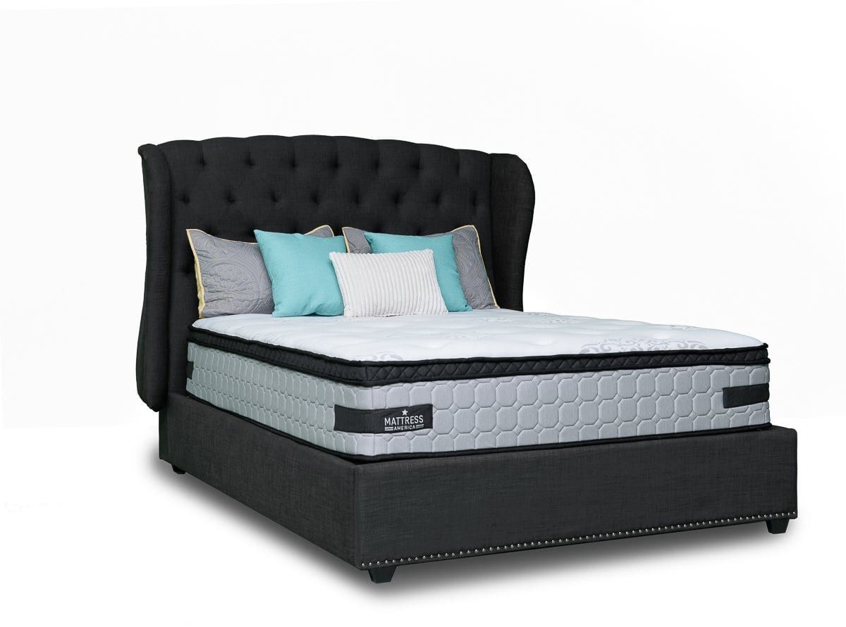 Mattress America Best Pillow Top Mattress Review by www.snoremagazine.com