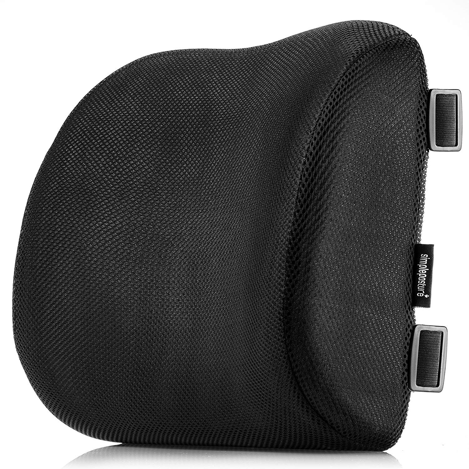 SimplePosture Lumbar Pillow Review by www.snoremagazine.com