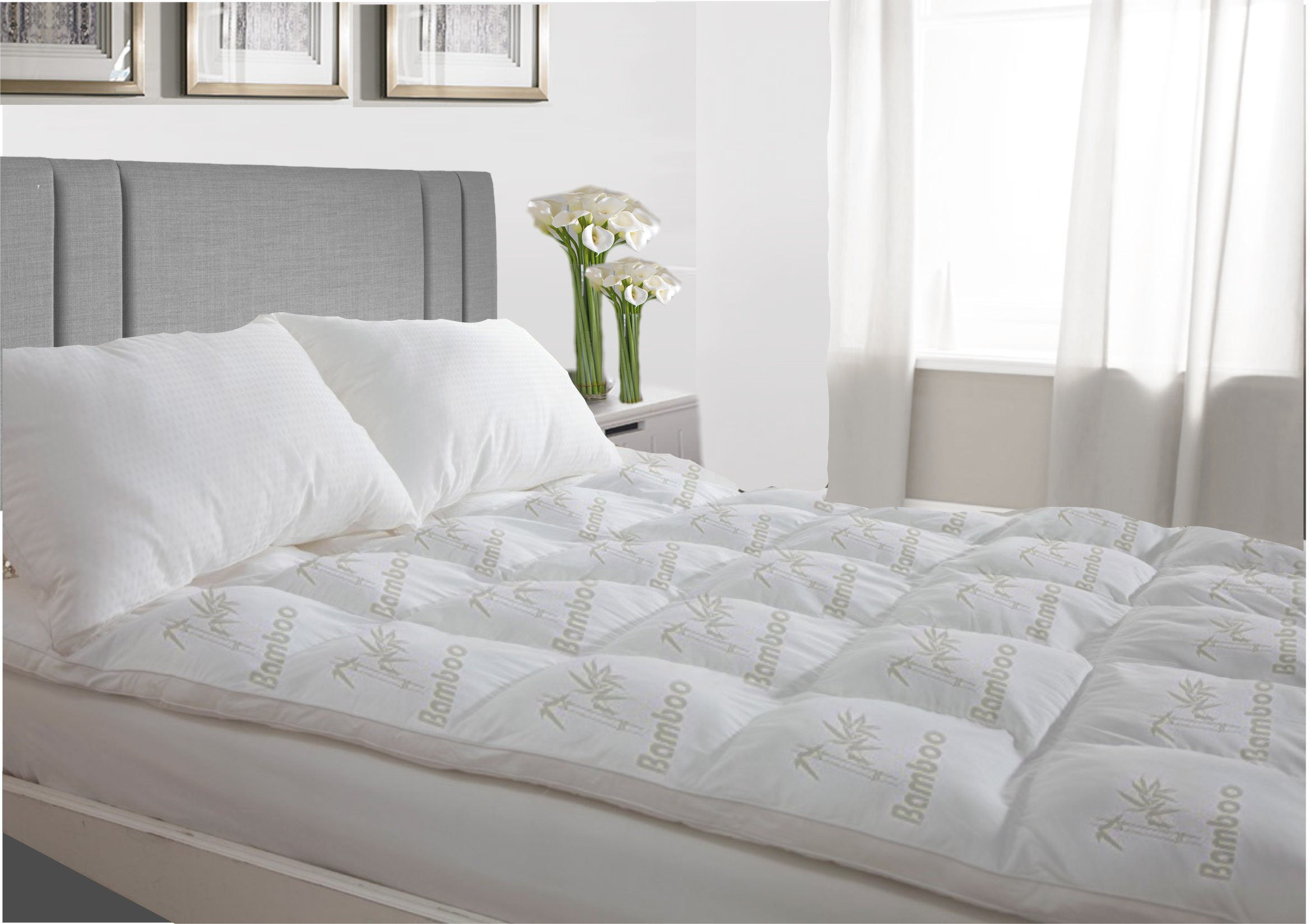 Bamboo Mattress Topper Reviews by www.snoremagazine.com