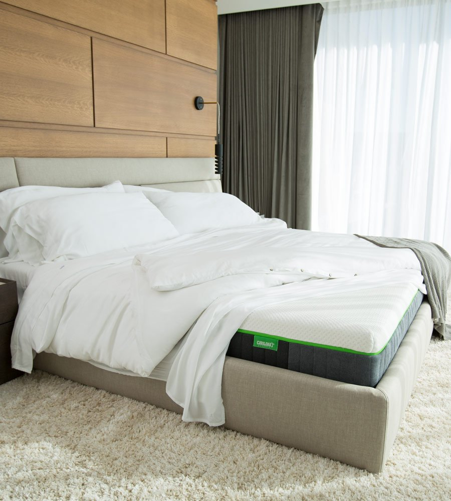 Cariloha Luxury Bamboo Mattress Review by www.snoremagazine.com