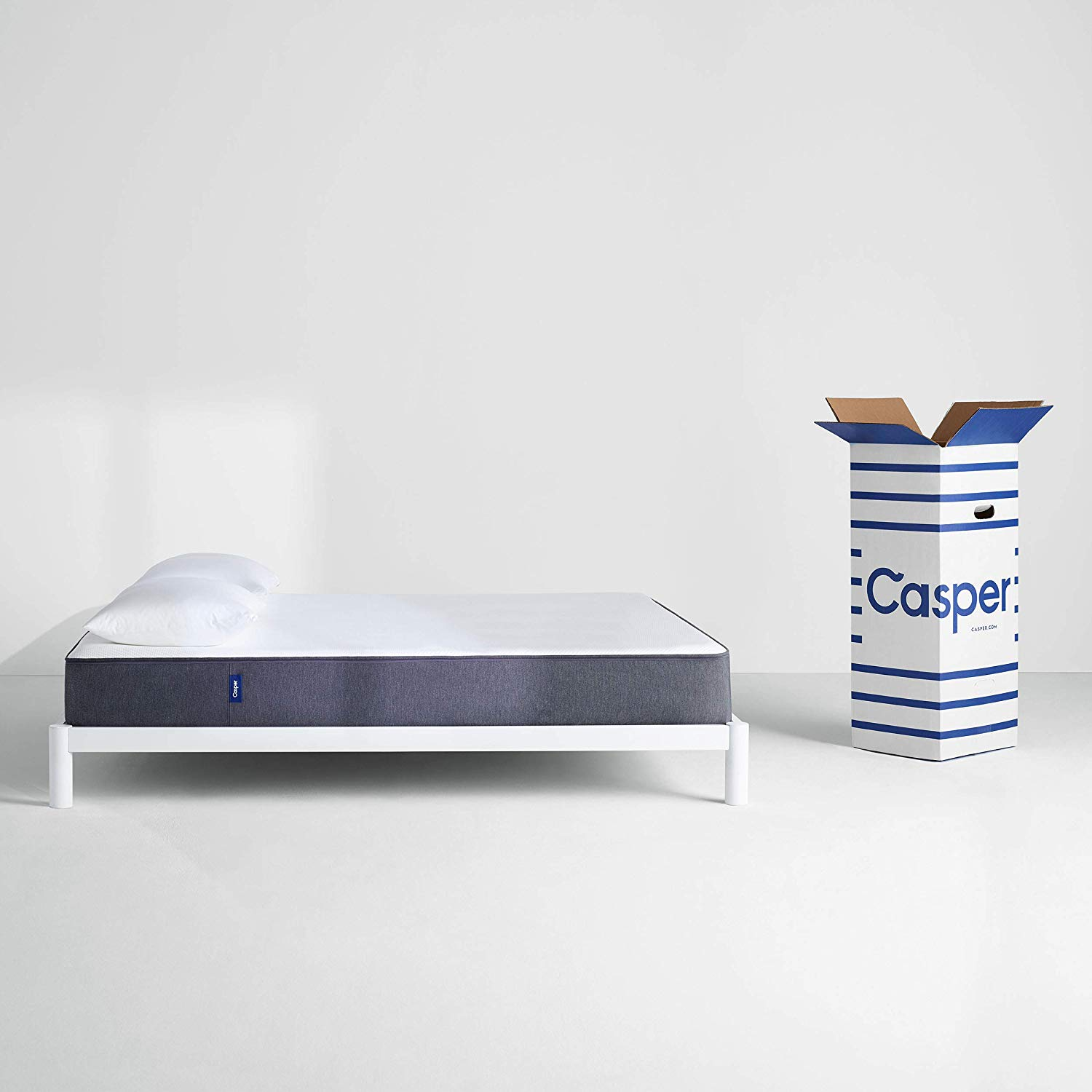 Casper Sleep Luxury Mattress review by www.snoremagazine.com
